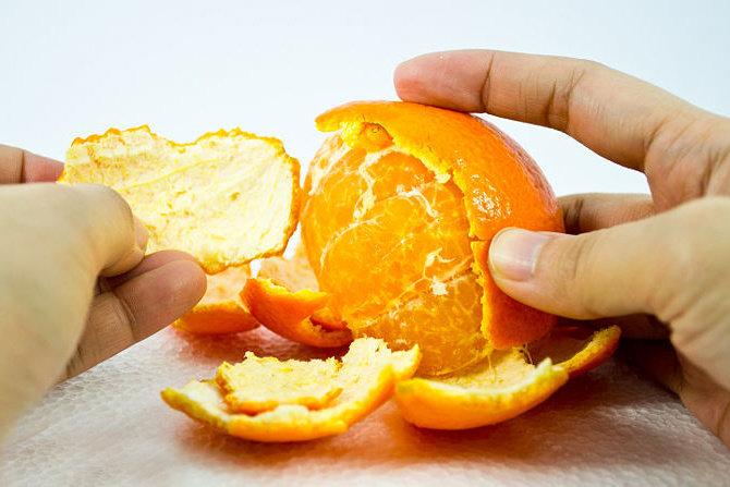 Bagaimana Cara Menghilangkan Gigi Kuning Dengan Kulit Jeruk