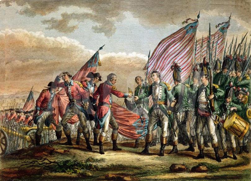 Pertempuran Lexington dan Concord