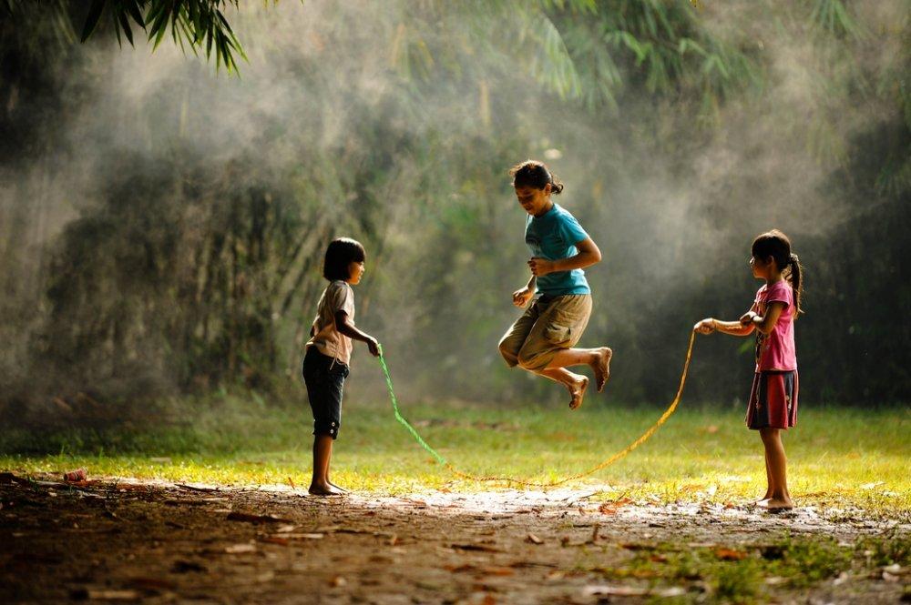 Bagaimana Cara Bermain Permainan Tradisional Lompat Tali Permainan Tradisional Dictio Community