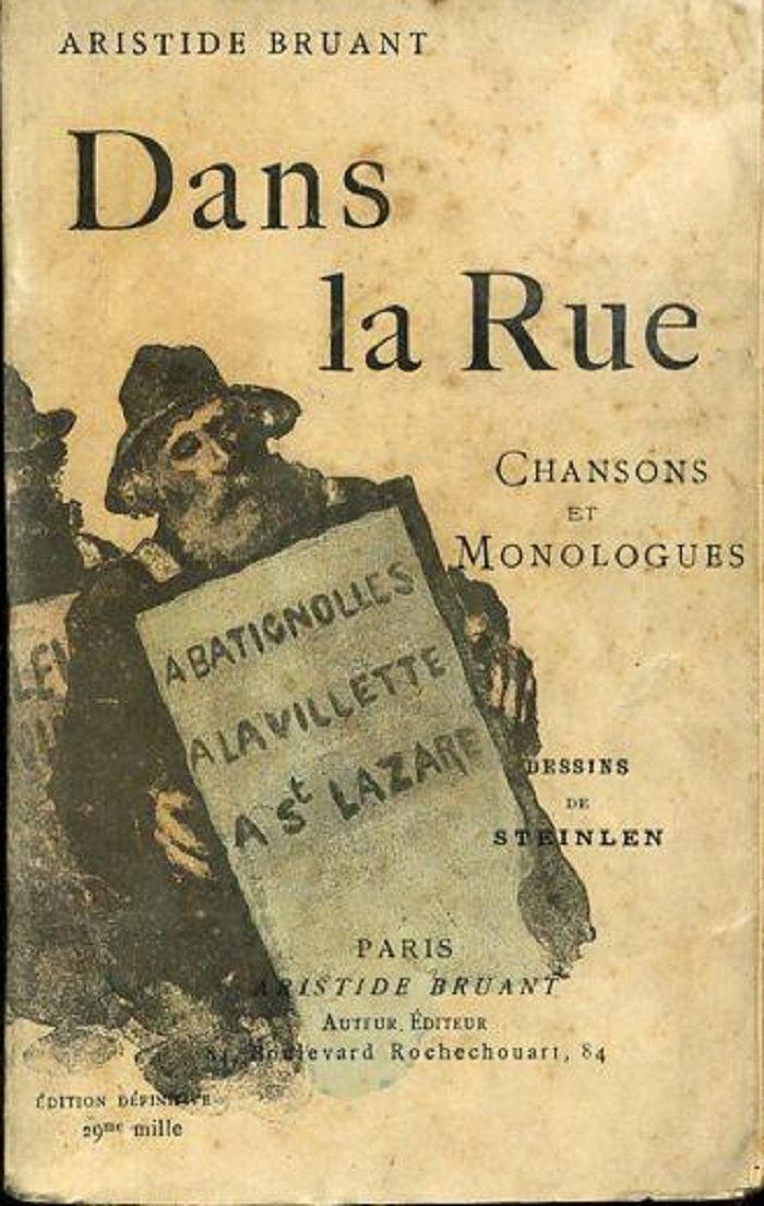 Dans La Rue, 1888