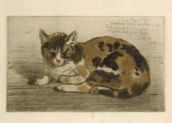 Little Cat, 1898