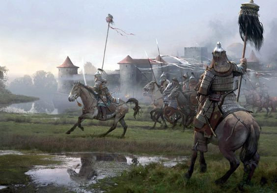 pasukan mongol