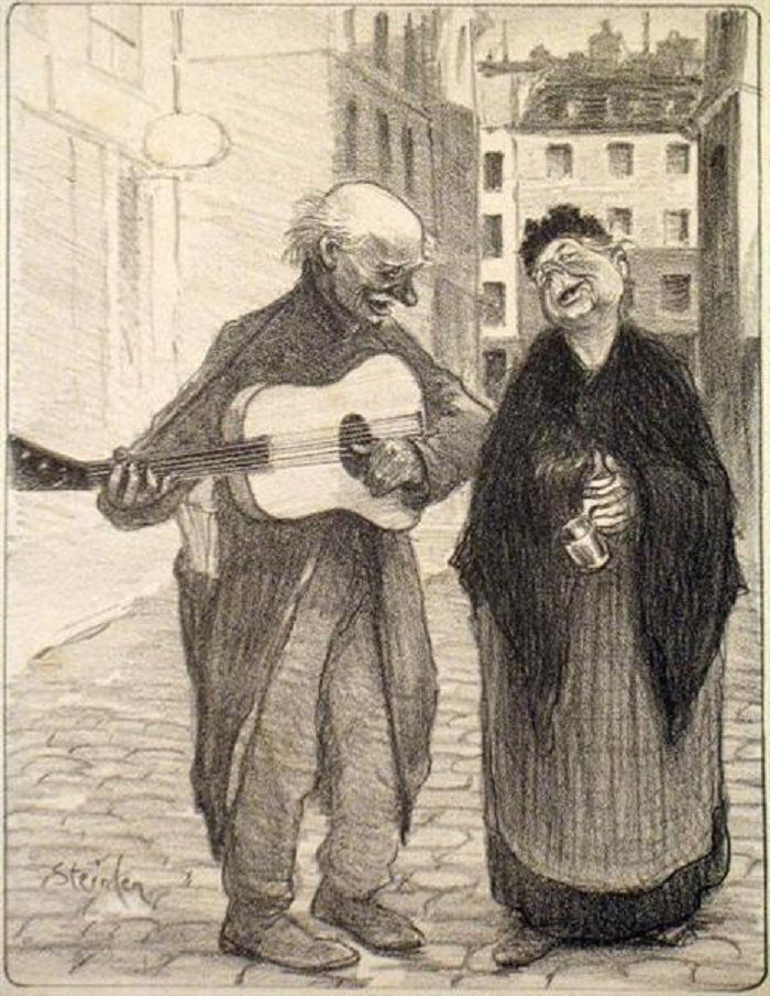 Vous Etes Jolie, 1897