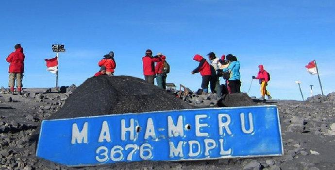 Apa Saja Hal Hal Yang Tidak Boleh Dilakukan Saat Pendakian Gunung Semeru Pecinta Alam Dictio Community