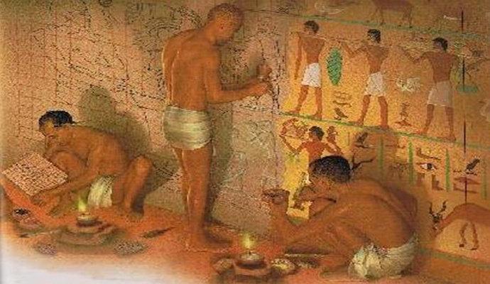Seni bangsa Mesir