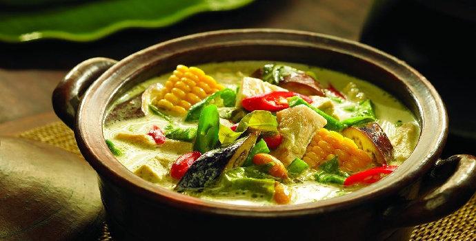 Resep Lodeh Ikan Tongkol