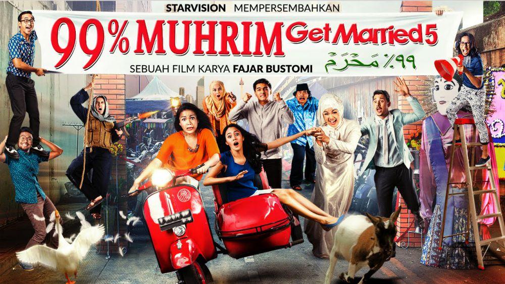Nama Film Indonesia Terlucu