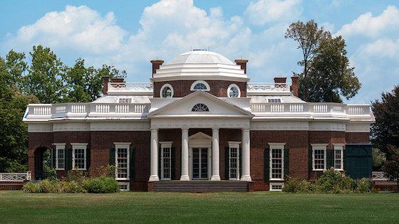 Bangunan Karya Thomas Jefferson
