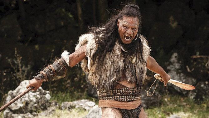 Prajurit Maori