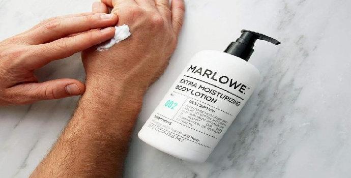 memilih body lotion untuk pria
