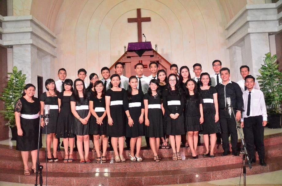 Apa yang Anda ketahui mengenai penggunaan alat musik di gereja HKBP Tanjung Sari Medan?