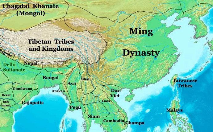 Kekuasaan Dinasti Ming