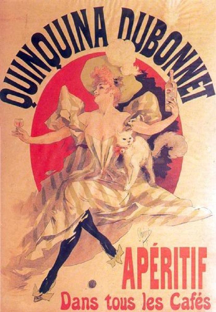 Quinquina Dubonnet, 1895