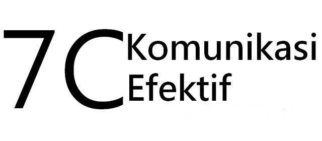 7C Komunikasi Efektif
