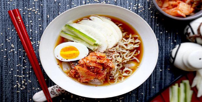 Resep mie dingin khas Jepang