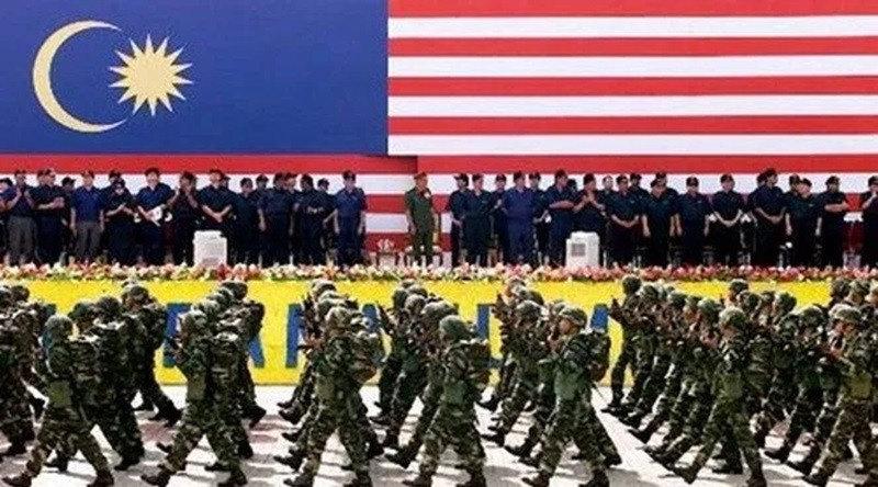 kekuatan militer Malaysia