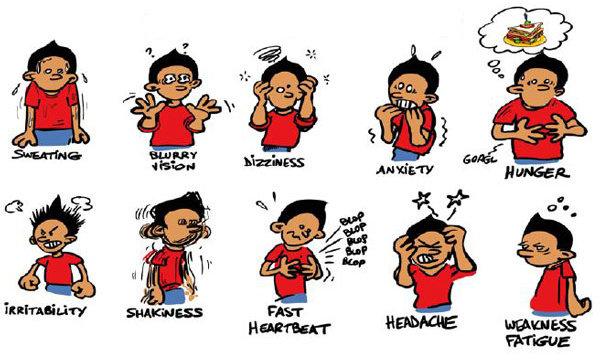 Hasil gambar untuk hipoglikemia