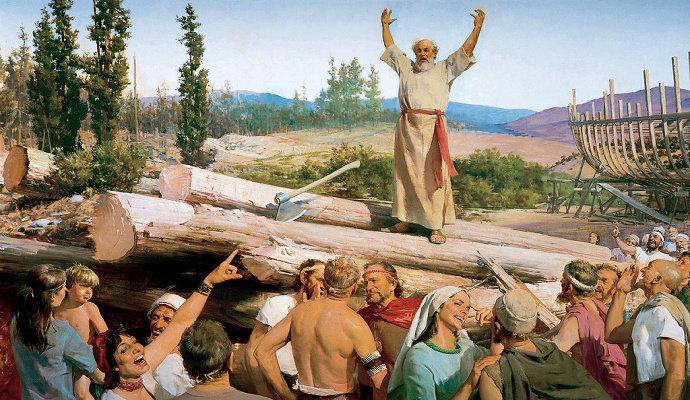 Nabi Nuh. As