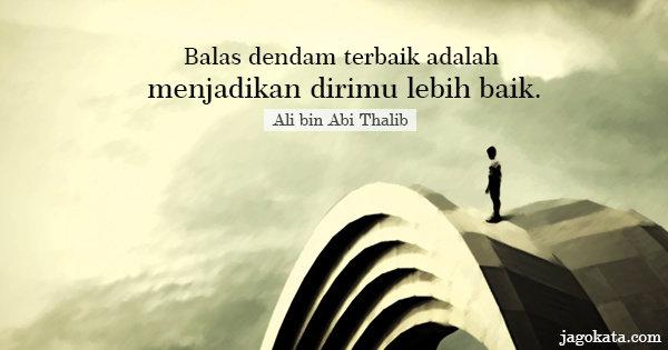 Apa yang anda ketahui tentang Ali bin Abi Thalib : Sahabat