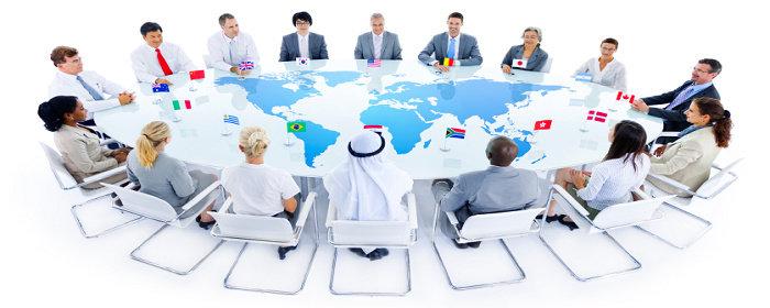 Administrasi internasional