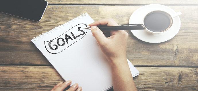 rencana tujuan realistis untuk diri sendiri