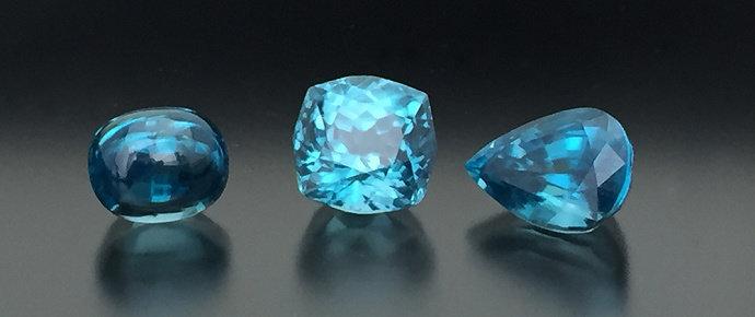 Batu Mineral Zirkon