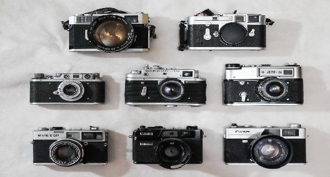 Jenis Kamera