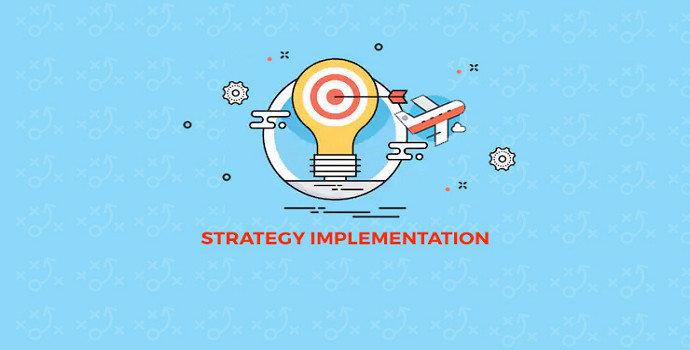 Strategi atau Strategy Implementation