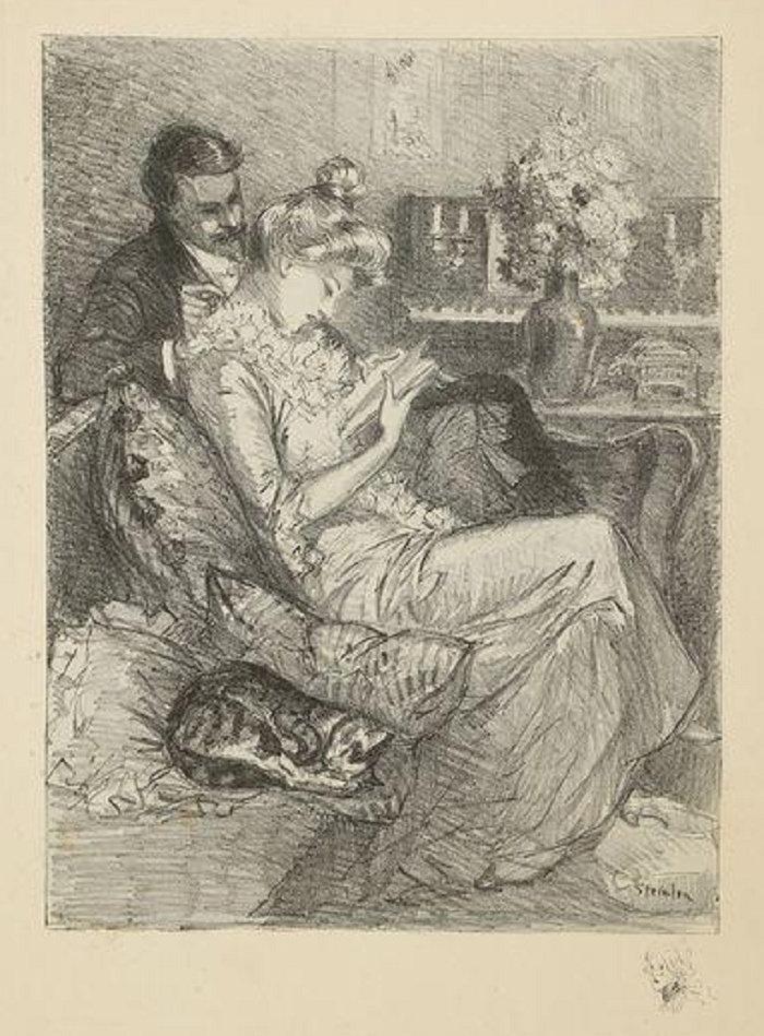 Volupte, 1897