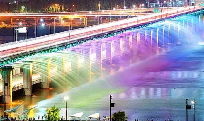 Apakah Nama Festival Bunga Pada Malam Hari Di Korea Selatan