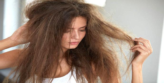 cara memilih masker rambut untuk rambut kering