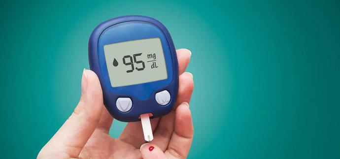 Luka diabetes
