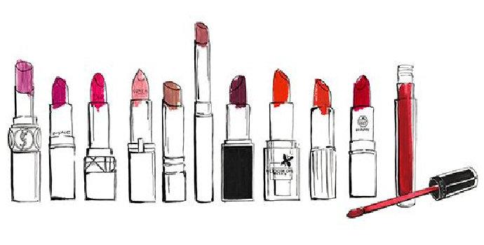 Cara memilih lipstik Wardah
