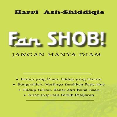 Fan Shob: Jangan Hanya Diam