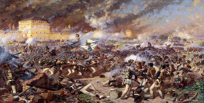 Peperangan era Napoleon