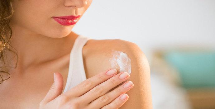 tips memilih lotion untuk kulit kering