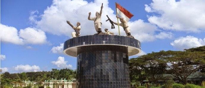 Peristiwa merah putih di Manado