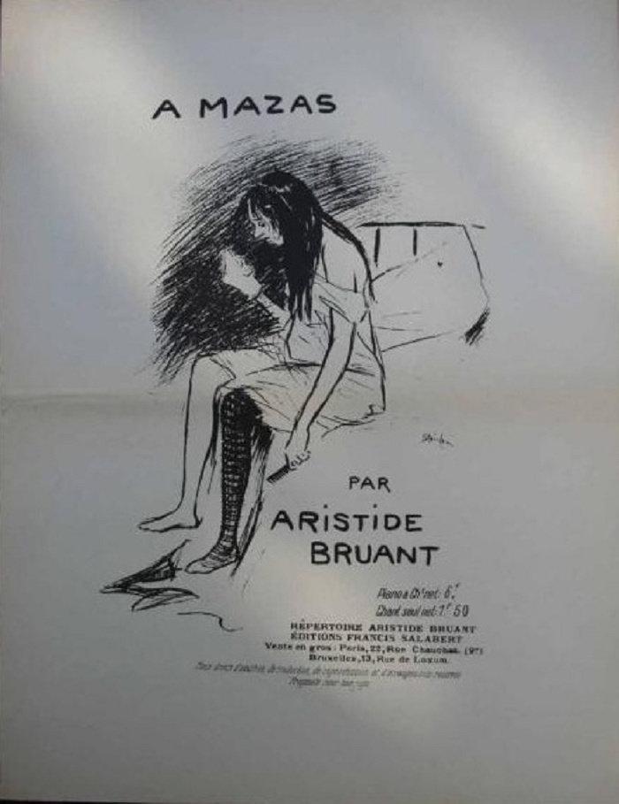 A Mazas, 1884
