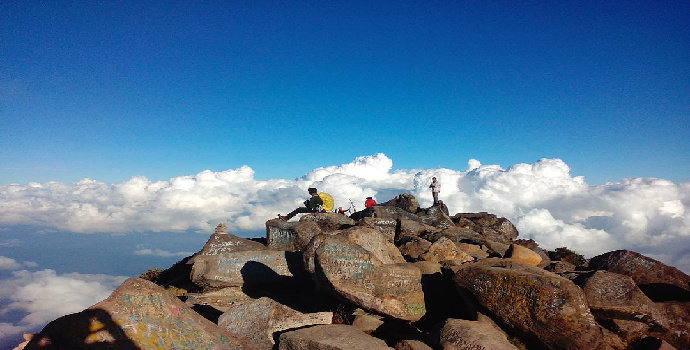 mendaki gunung arjuno dan welirang