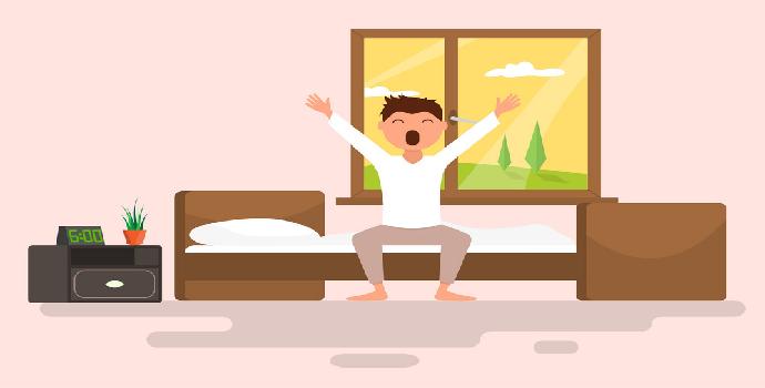 napas bau setelah bangun tidur