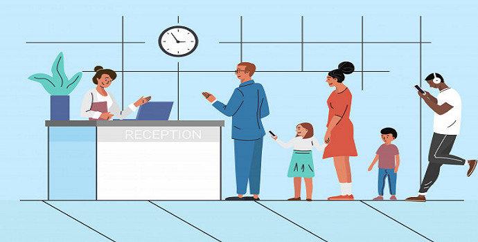 Antrian prioritas atau priority queueing