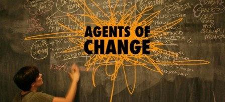 Agen perubahan