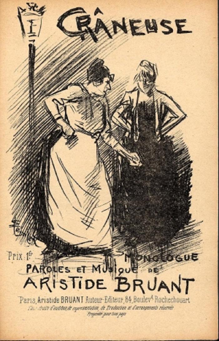 Craneuse, 1889