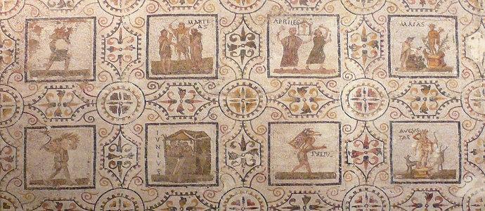 Kalender Romawi Kuno
