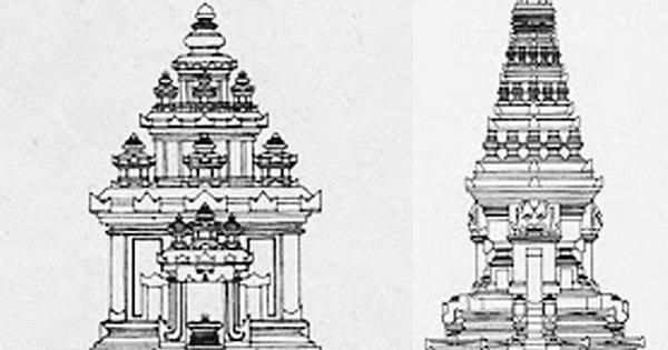 Perbandingan candi Mataram Kuno dan Candi Jawa Timur