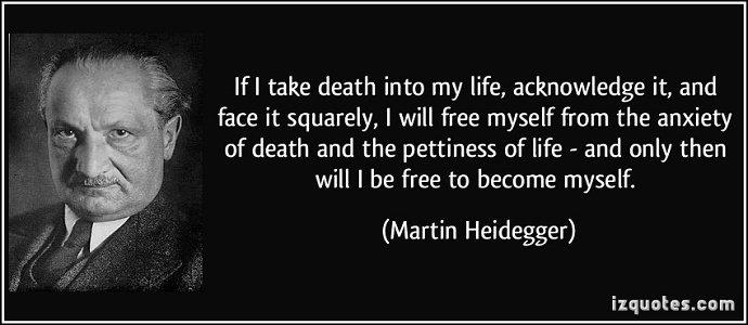 filusuf Martin Heidegger