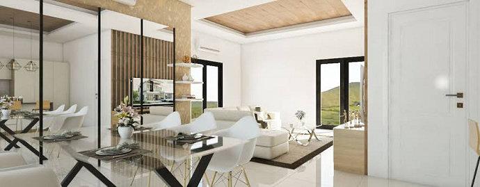 Interior modern