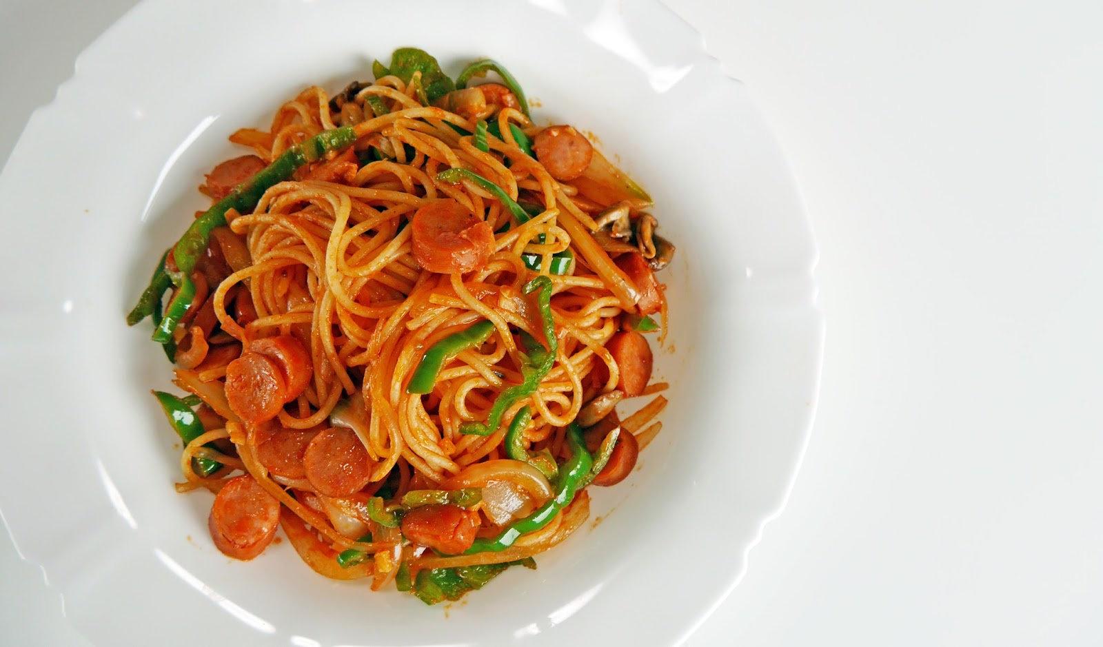 Cara Membuat Spaghetti Napolitan Diskusi Memasak Dictio Community