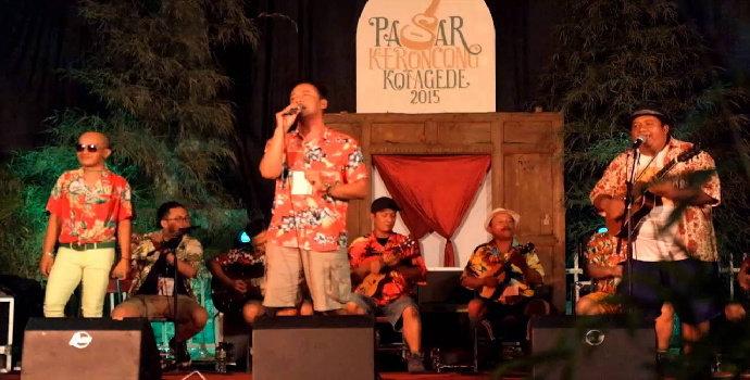 Bagaimana sejarah musik keroncong di Indonesia?