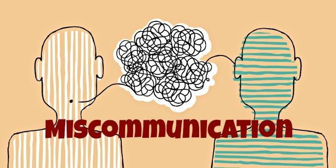 miskomunikasii